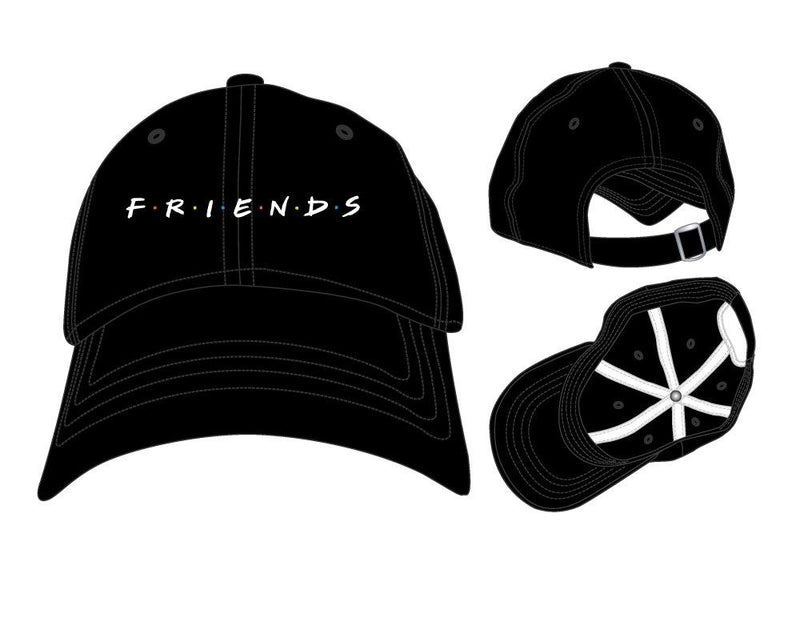 Friends TV Show Hat w/ Friends Logo