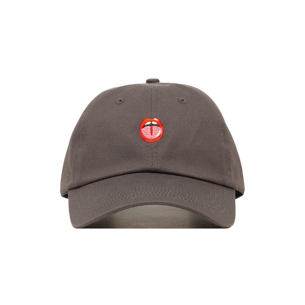 Unique Embroidered French Kiss Dad Hat - Baseball Cap / Baseball Hat