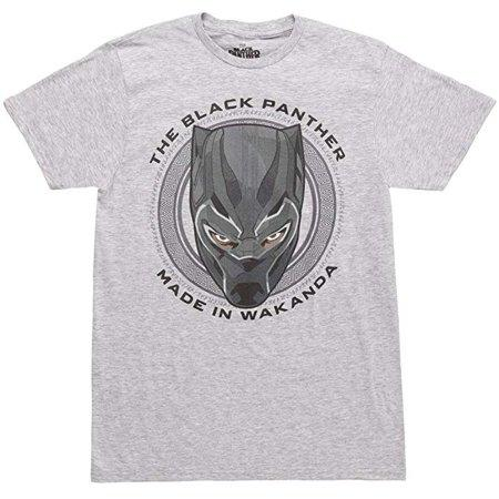 The Black Panther Made In Wakanda T-shirt Tee Shirt