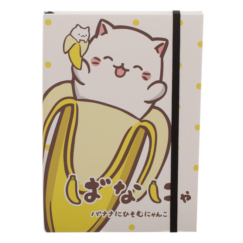 Bananya Anime Journal Anime Stationary - Bananya Anime Gift Anime Accessories