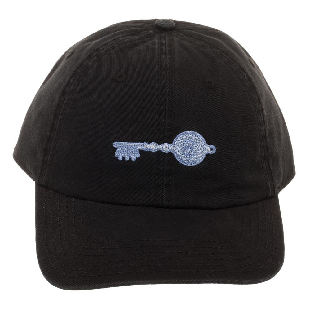Ready Player One Hat w/ Crystal Key - Adjustable Hat Gift for Gamers