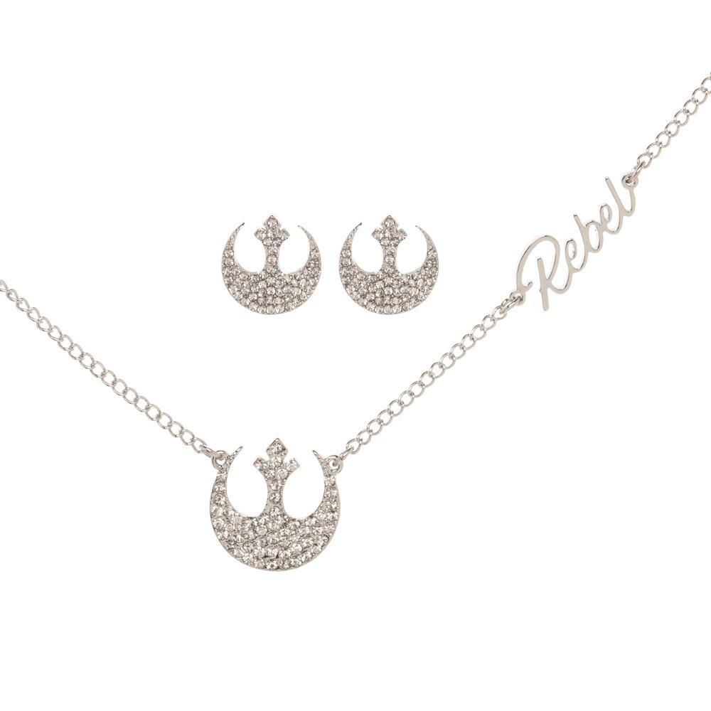 Star Wars Gift Star Wars Rebel Jewelry - Star Wars Jewelry Star Wars Gift - Star Wars Necklace Star Wars Rebel Jewelry