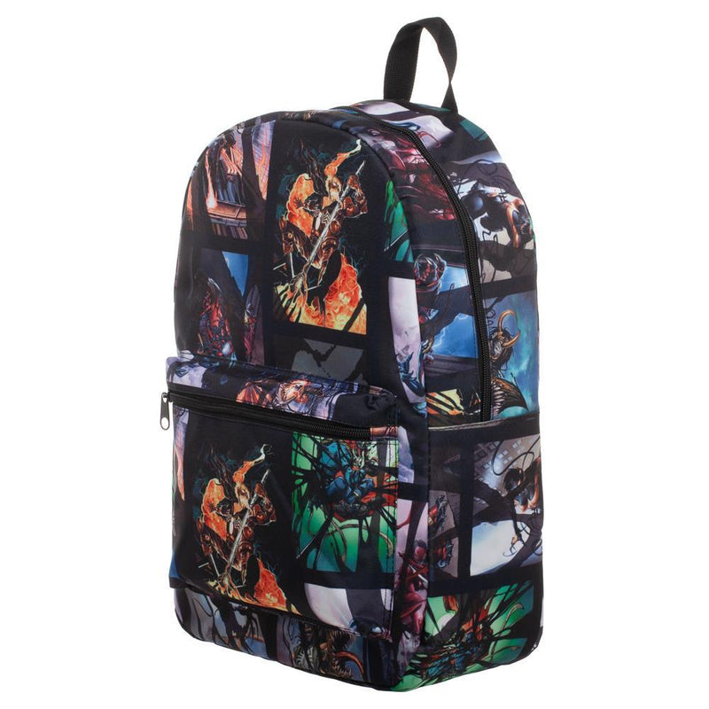 Venom All Over Print Backpack For School