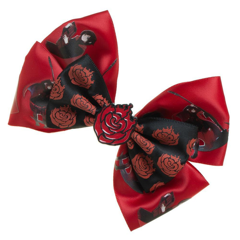 RWBY Ruby Cosplay Anime Bow RWBY Accessories - RWBY Cosplay RWBY Gift