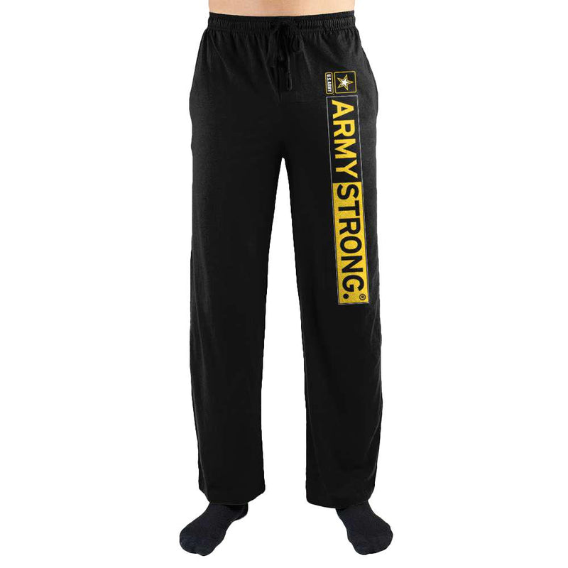 The U.S. Army Strong Print Men's Loungewear Lounge Pants