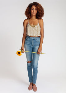 Sunflower-dyed Camisole