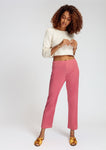 Cochineal-dyed Pants
