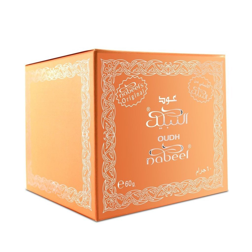 Oudh Nabeel (Formerly Oudh Touch Me) Incense - 60gms by Nabeel