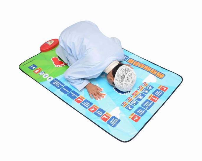 SALAH MAT- Educational Interactive Prayer Mat