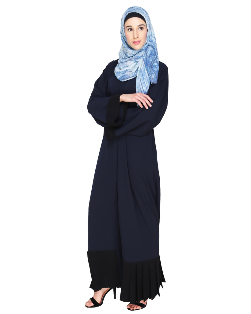 Pleated Bliss Abaya