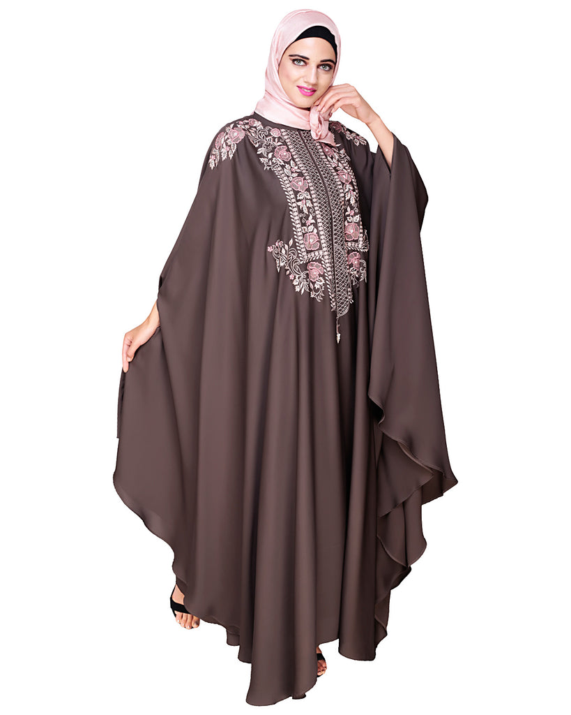 Royal Brown Arabian Kaftan