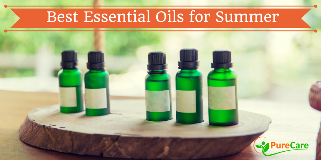 Best Essential Oils for Summer