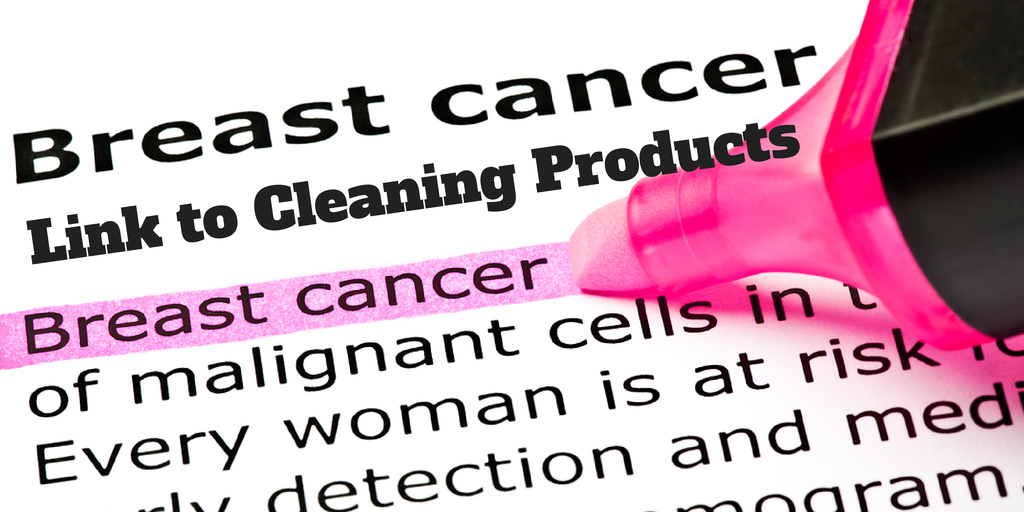Breast Cancer Link To Cleaning Products and Air Fresheners