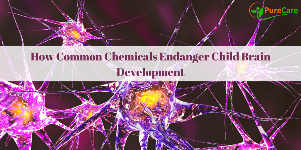 A Host Of Common Chemicals Endanger >> How Common Chemicals Endanger Child Brain Development Pure Care Home