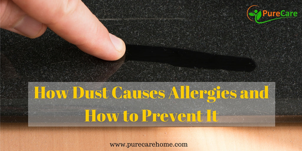 How Dust Causes Allergies and How to Prevent It