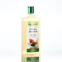 Soap Berry Natural Dish Soap, Sweet Orange 16 oz