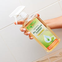 All-purpose Cleaner Invigorating, Aromatherapeutic, Made with Pure Essential Oils