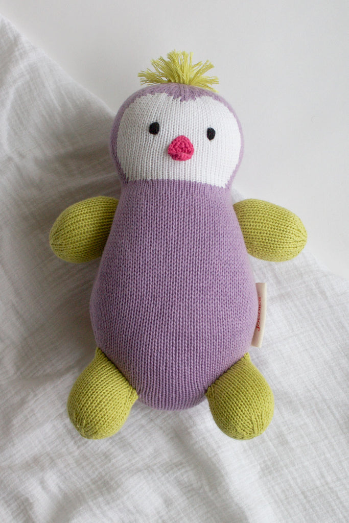 Organic Penguin Stuffed Animals