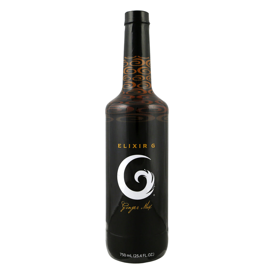 Elixir G Ginger Syrup and Cocktail Mixer