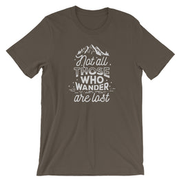 Great Adventure Wander Lost T-Shirt