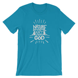 Great Adventure Nature Art T-Shirt