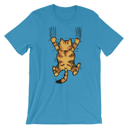Cat Jump Fail T-Shirt