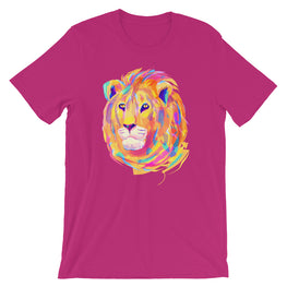 Painted Lion T-Shirt