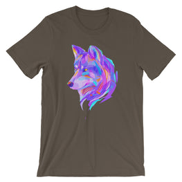 Painted Wolf T-Shirt