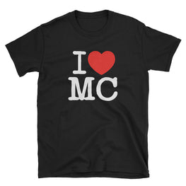 I Love Miles City T-Shirt