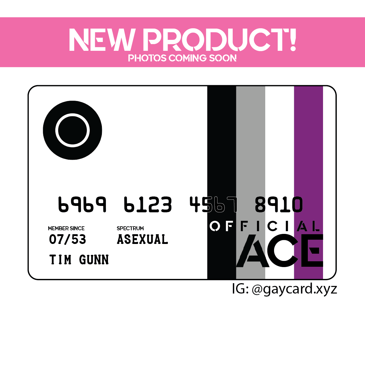 Official ACE Card - www.gaycard.xyz