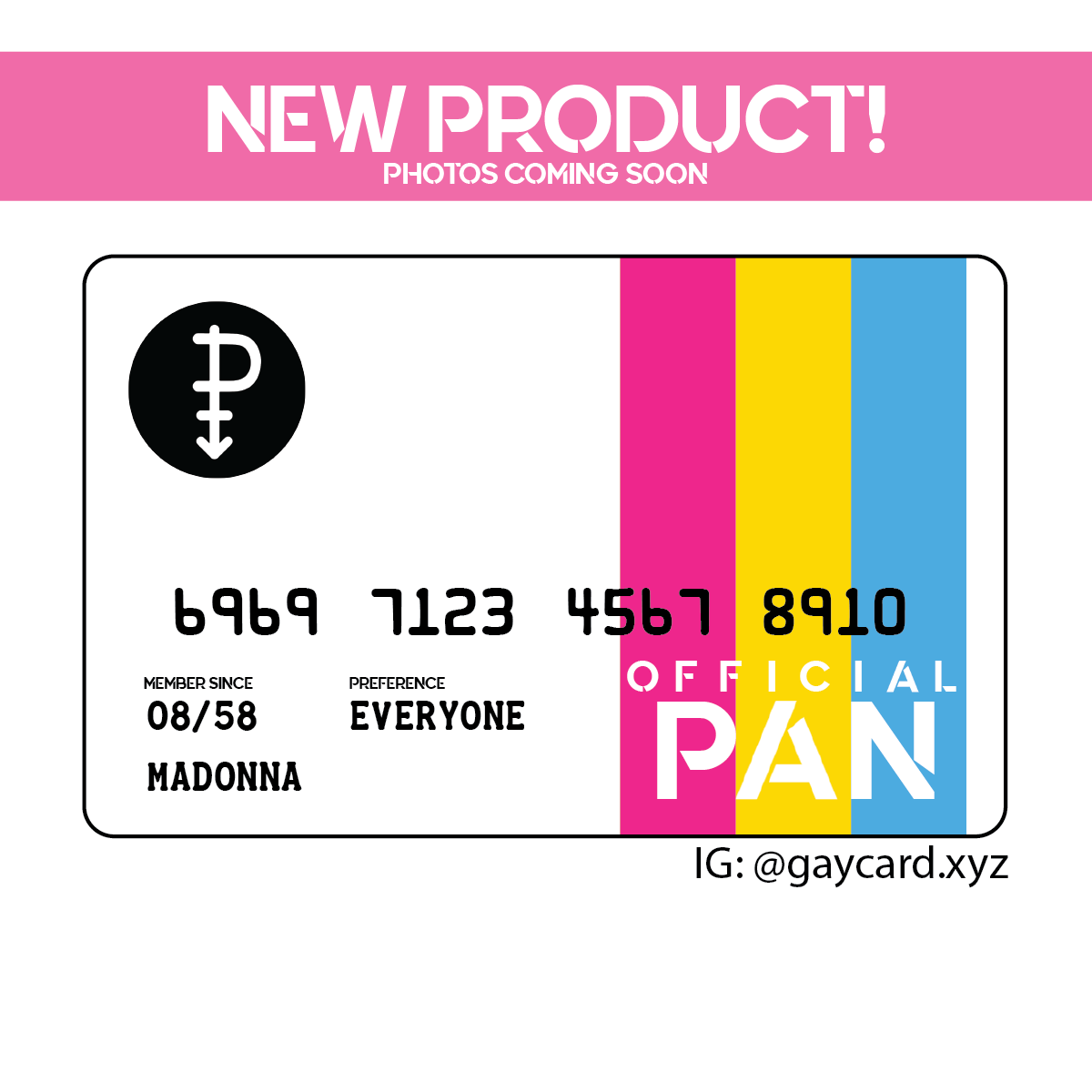 Official PAN Card - www.gaycard.xyz