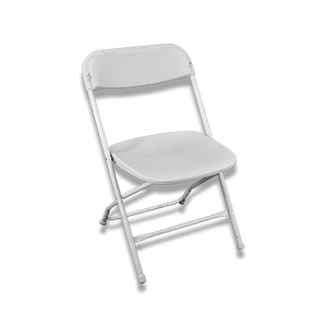 White Plastic Chair