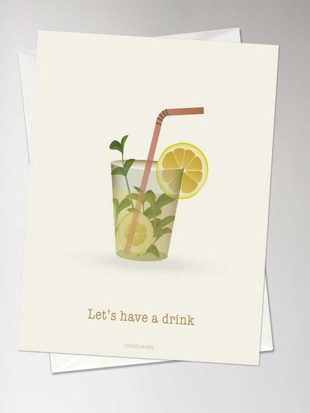 LET'S HAVE A DRINK - kaart