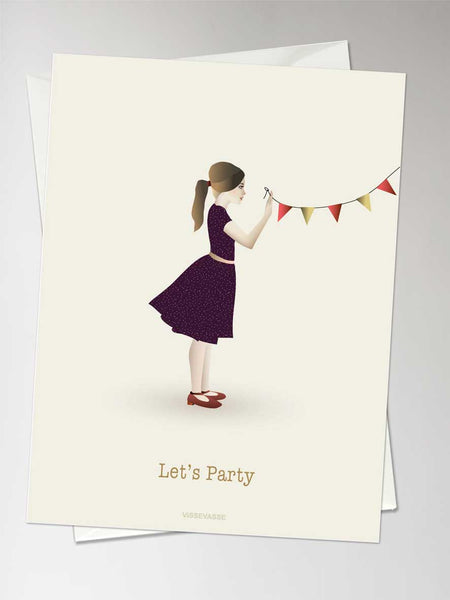 LET'S PARTY - kaart
