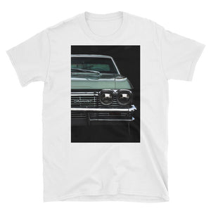 1965 Impala Headlight Photo T-Shirt