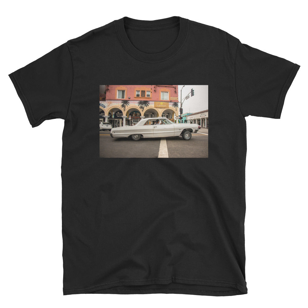 1964 Impala in Venice Beach Photo T-Shirt