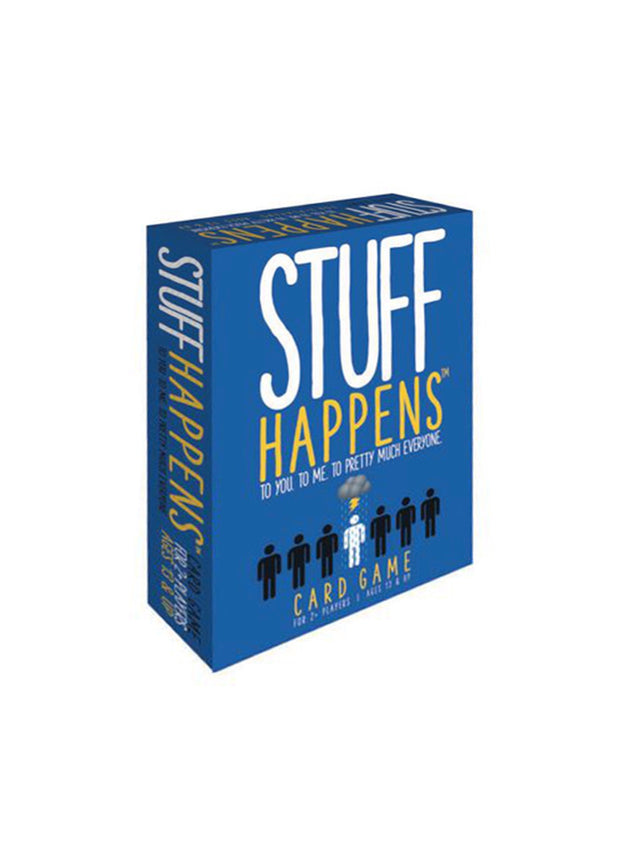 Stuff Happens - the game
