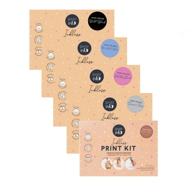 Baby Ink Inkless Print Kit