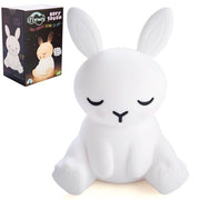 Silcone Touch LED lamp - Bunny