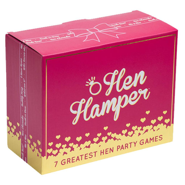 Hen Hamper - Game Box