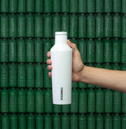 Corkcicle Canteen 750ml - White