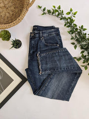 Bianco Juniper P Jean - Blue Denim