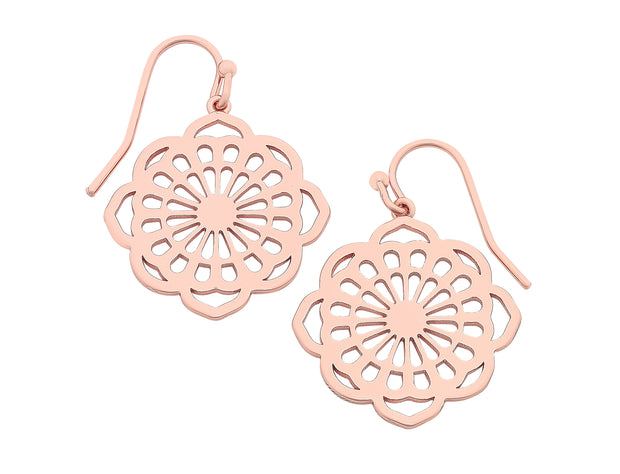 Liberte Polly Earring - Rose Gold