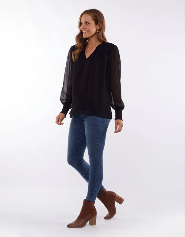Lauren Top - Black