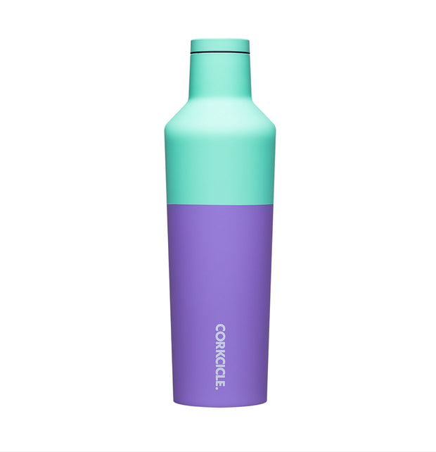 Corkcicle Canteen 475ml - Mint/Berry