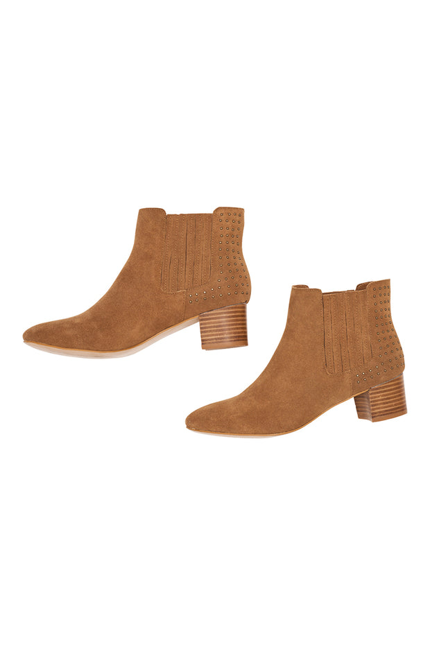 Isle of Mine Wanderer Boot - Caramel