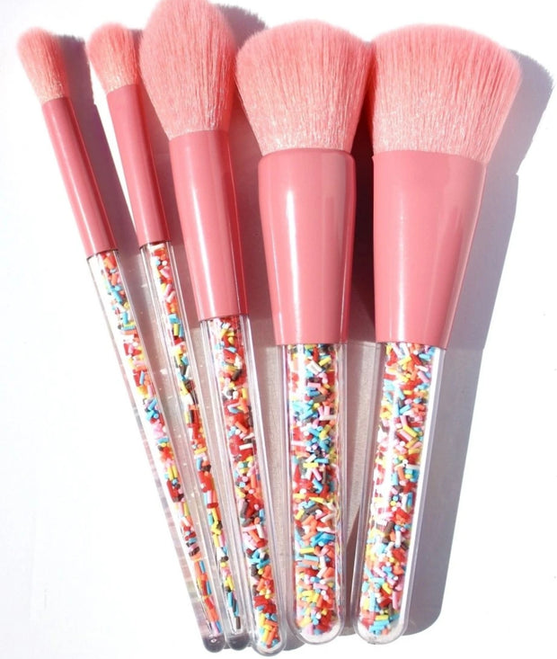 Sprinkles Play Makeup Brush Set