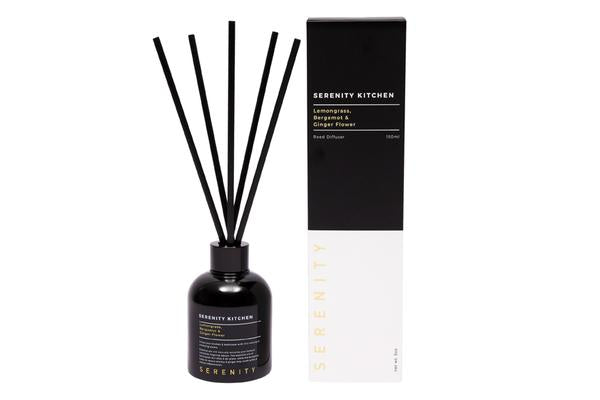 Kitchen Diffuser - Lemongrass