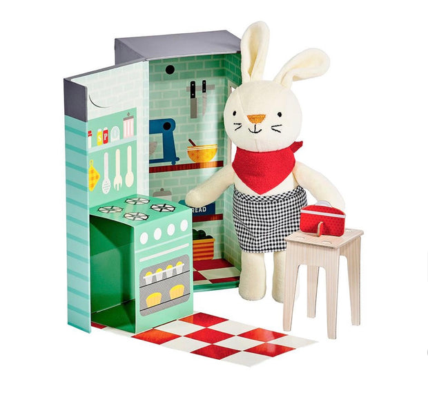 Ruby the Rabbit Play Set