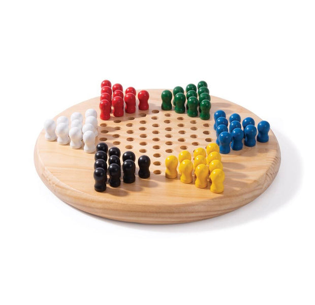 Classic Chinese Checkers